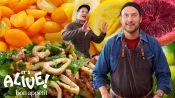 Brad Makes Fermented Citrus Fruits