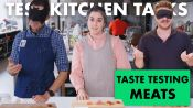 Professional Chefs Blindly Taste Test Cured Meats