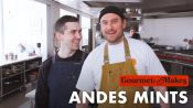 Pastry Chefs Attempt to Make Gourmet Andes Mints