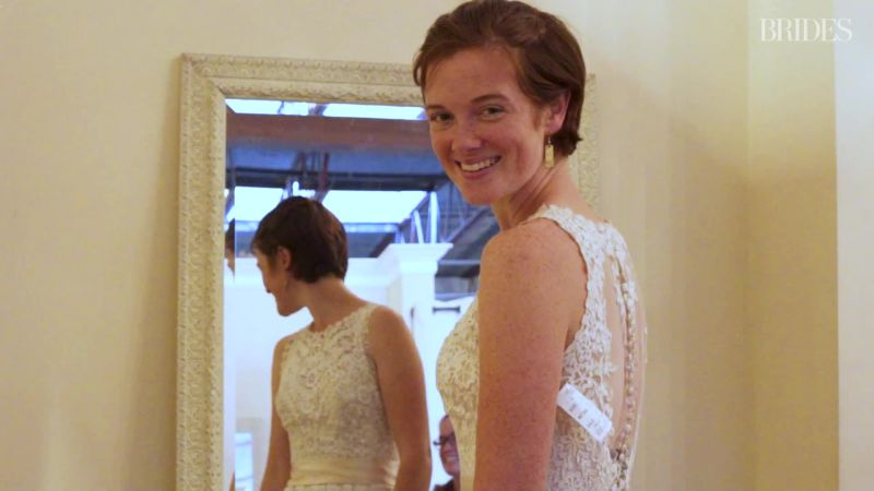 Watch Inside the Charity Shop Where Wedding Gowns Get a Second Life ...