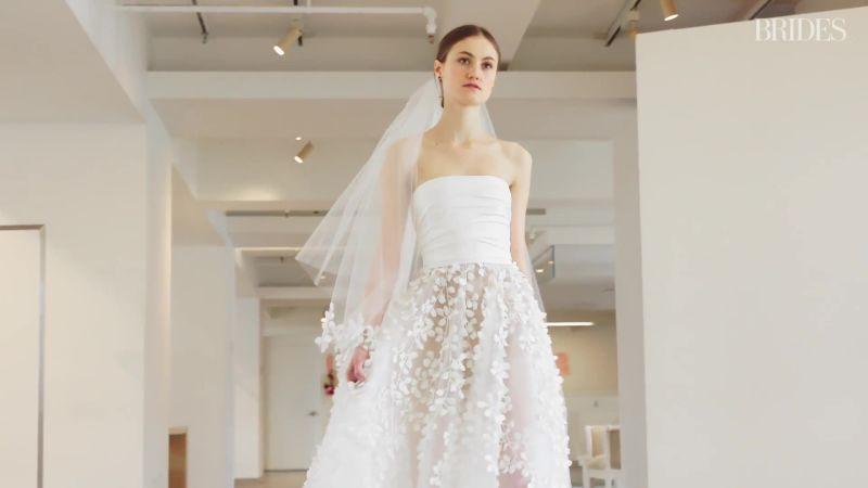 Oscar De La Renta Wedding Dresses.Behind The Scenes At Oscar De La Renta S Bridal Atelier