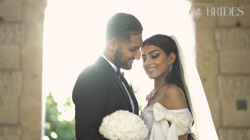 Seema and Sunny's Real Wedding   Miami, Florida