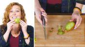 50 People Try to Peel a Kiwi