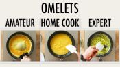 4 Levels of Omelets: Amateur to Food Scientist