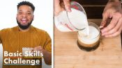 50 People Try To Froth Milk