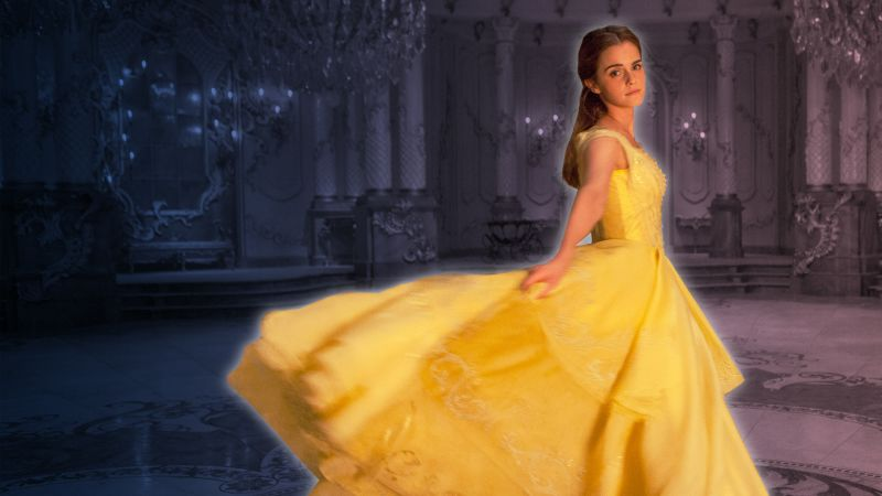 10 Reasons Emma Watsons Version Of Belle In Beauty And The Beast Is Better Than Original