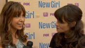The Cast of New Girl Talk Jess and Nick's Hook Up, Schmidt's First Name, and Other Show Secrets