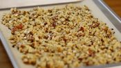 Homemade Chocolate Granola for a Healthy On-the-Go Snack