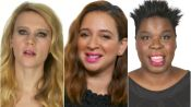 The Women of SNL Reveal Which Cast Member Makes Them Break Character Most