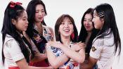 Red Velvet Take a Friendship Test