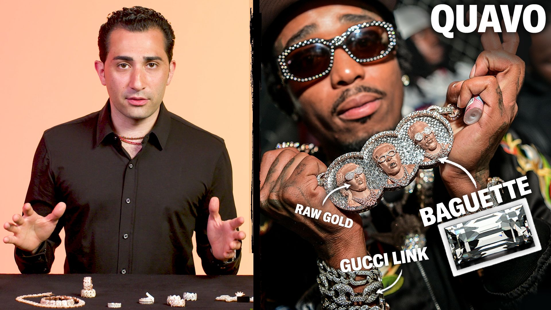 Jewelry Expert Critiques Migos' Jewelry Collection