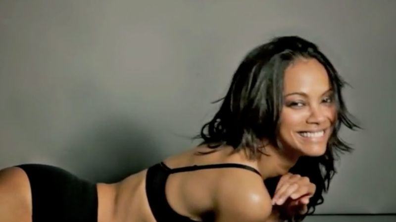 The valuable Zoe saldana nude magazine perhaps