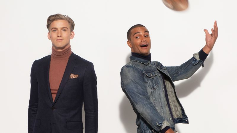 The Right Way To Wear A Turtleneck This Fall Gq