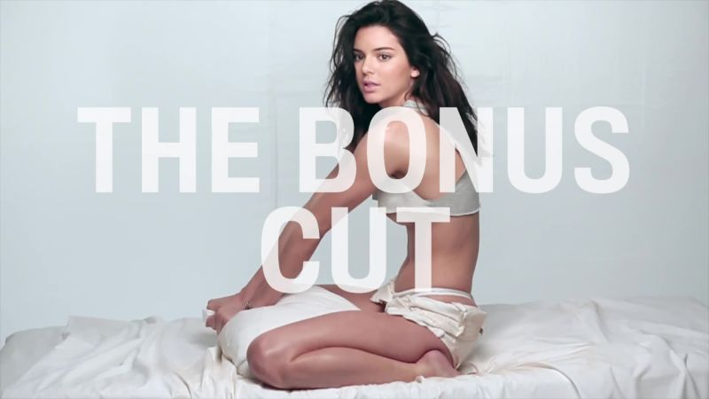 Kendall jenner nude video