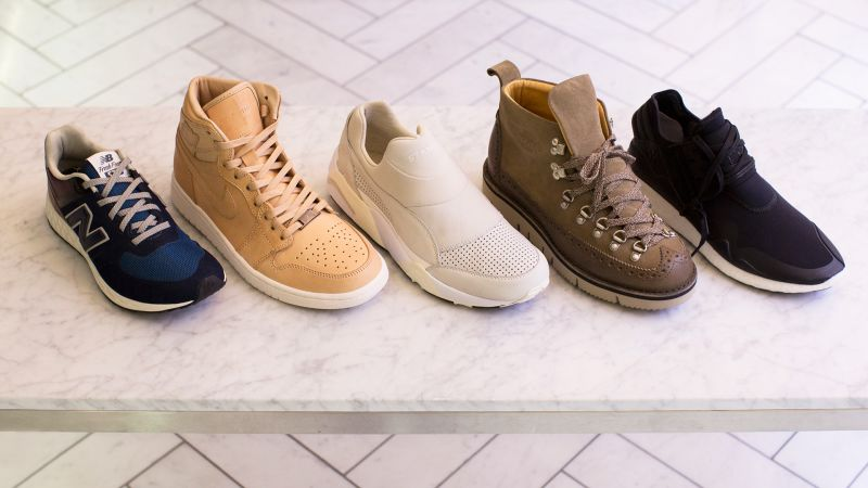 5 Sneakers Every Guy Should Own   GQ
