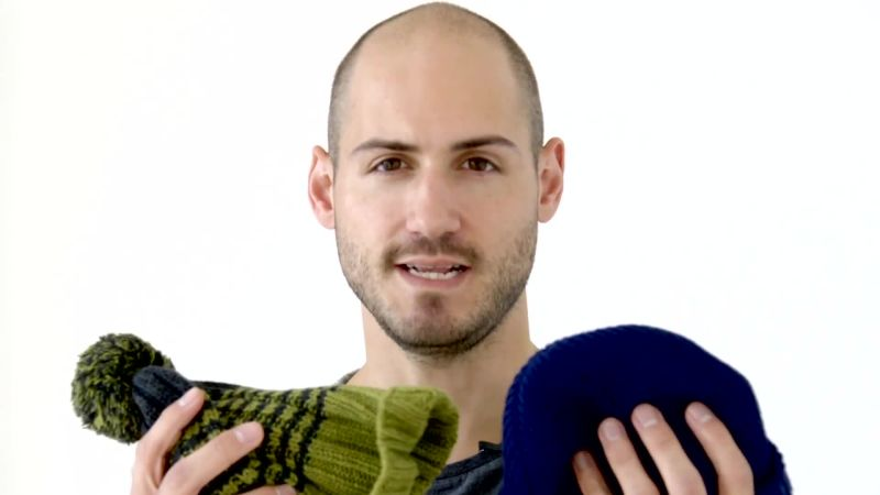 f7628c34 Why Do Guys Wear Beanies on the Tops of Their Heads Now? | GQ