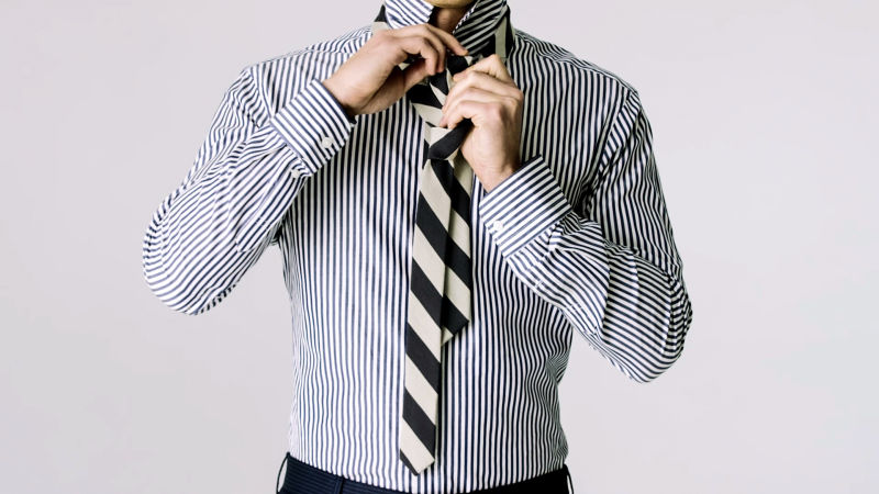 22ecf57e2190 How to Tie the Perfect Tie Knot...Better - GQ