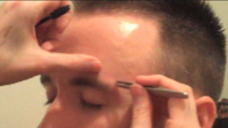 Its Okay To Wax Your Eyebrows And Heres How To Do It Gq