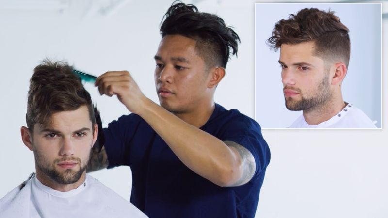 Watch How To Get The Newest Classic Do The Undercut Gq Video Cne