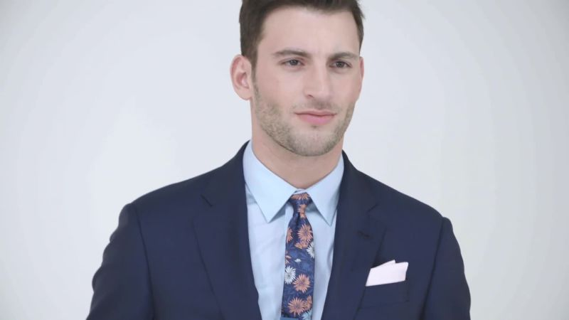 Watch upgrade your style the floral tie is the ultimate style watch upgrade your style the floral tie is the ultimate style upgrade gq video cne ccuart Choice Image