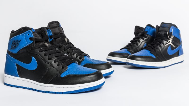 7783fd06e9e2 The Air Jordan 1