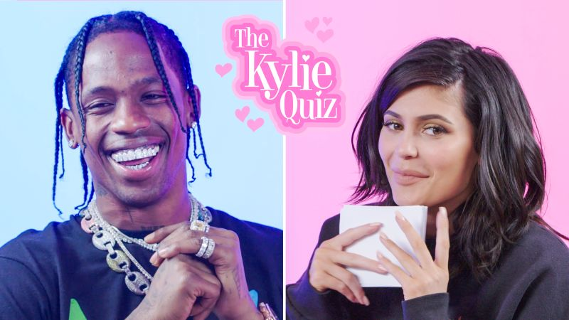 Kylie Jenner And Travis Scott On Love Making It Work And The