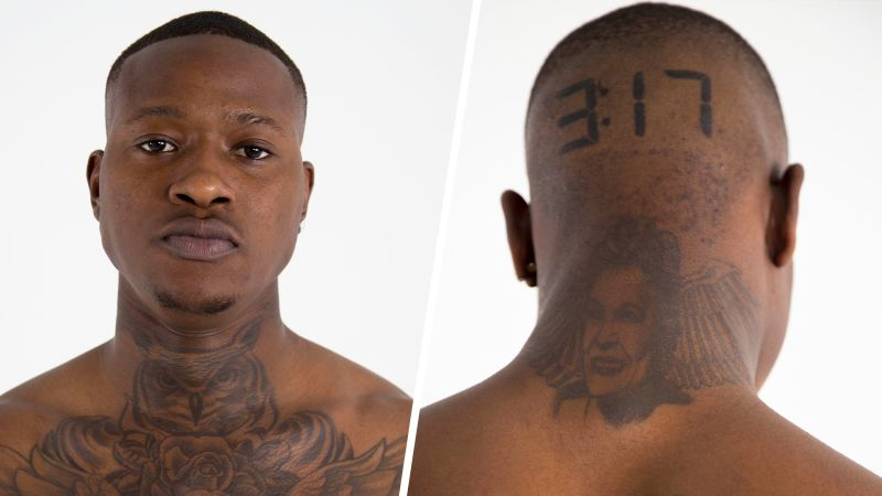 c64a955bdbe85 Watch Tattoo Tour   Terry Rozier Got a Tattoo Because He Knew He'd Make It  to the NBA   GQ Video   CNE