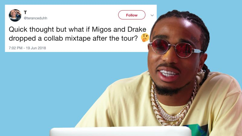 Quavo's Solo Act Is Still One for the Team | GQ