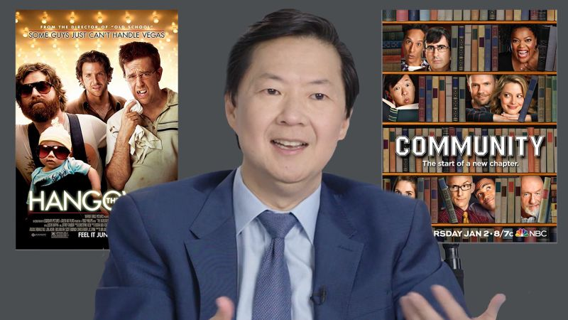 Watch Iconic Characters Ken Jeong Breaks Down His Most Iconic Characters Gq Video Cne Gq Com Gq