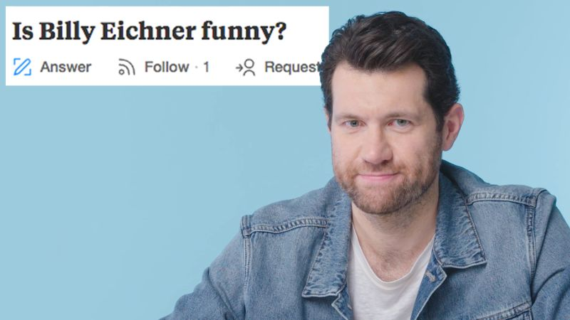 Billy Eichner Goes Undercover on Reddit, YouTube and Twitter
