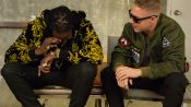 2 Chainz & Diplo Channel Their Inner Jeweler