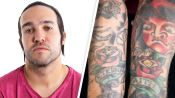 Pete Wentz Has Tattoos, But Hates Getting Tattooed