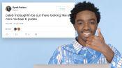 Stranger Things' Caleb McLaughlin Goes Undercover on Reddit, Twitter and YouTube
