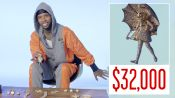 Tory Lanez Shows Off His Insane Jewelry Collection