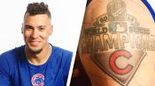 Javier Baez Breaks Down His Tattoos