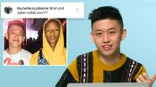 Rich Brian Goes Undercover on Reddit, YouTube and Twitter
