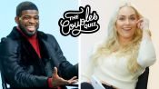 P.K. Subban Gets Asked 40 Questions by Lindsey Vonn