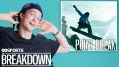 Pro Snowboarder Scotty James Breaks Down Snowboarding Scenes from Movies
