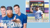 The LA Dodgers Break Down Baseball Movies