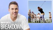Pro Golfer Brooks Koepka Breaks Down Golf Scenes from Movies