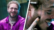 Post Malone Breaks Down His Tattoos Part 2