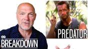 Survivorman Les Stroud Breaks Down Jungle Survival Scenes from Movies