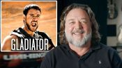 Russell Crowe Breaks Down His Most Iconic Characters