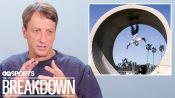 Tony Hawk Breaks Down Skateboarding Injuries