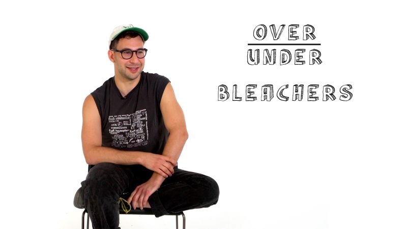 Bleachers Rate Buzzfeed Quizzes Cats The Musical And Fiona Apple