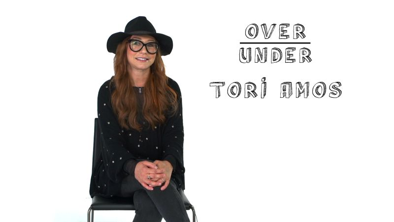 Watch Tori Amos Rate Adult Coloring Books, Morrissey in 2017, and ...