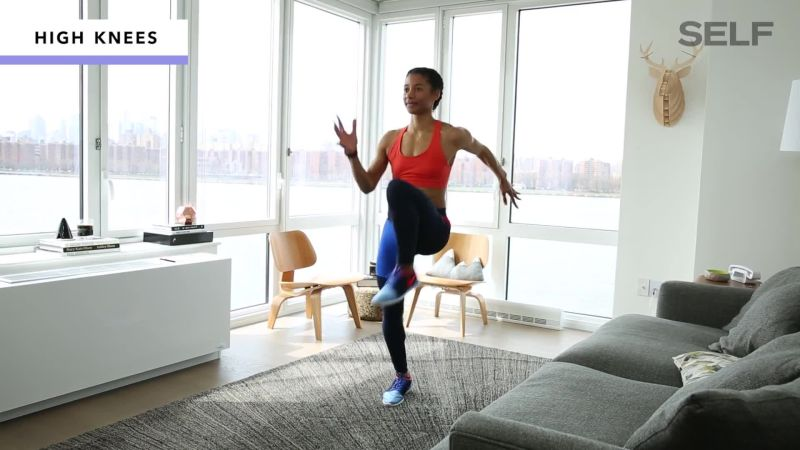 5 Speedy And Effective Workouts For Busy People | SELF