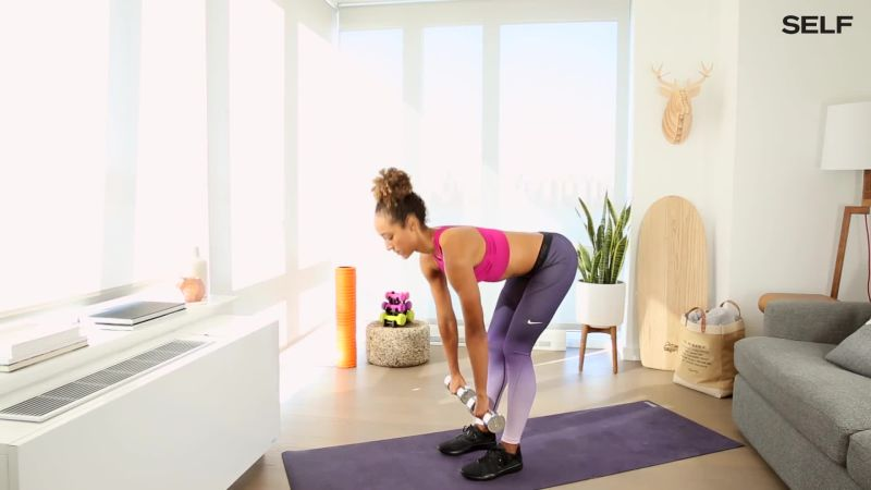 To Get Strong, These Are the Only 8 Exercises You Need | SELF