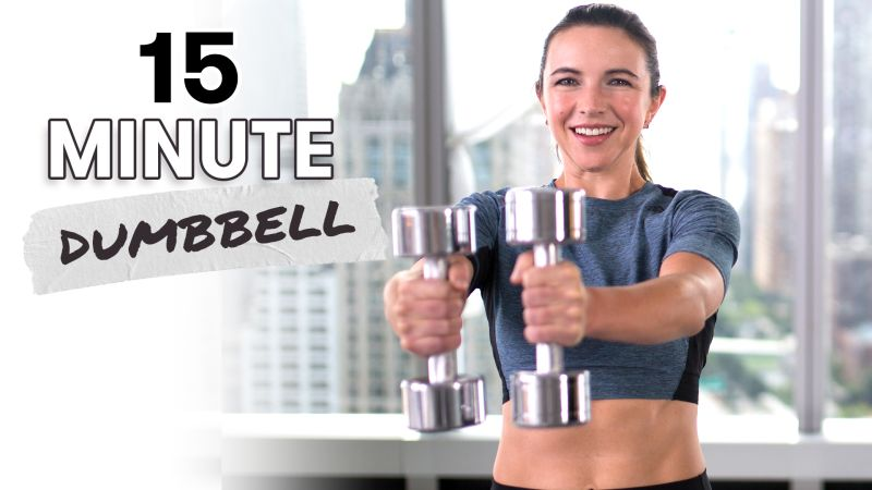 A 15-Minute No-Equipment Core Workout to Do at Home | SELF
