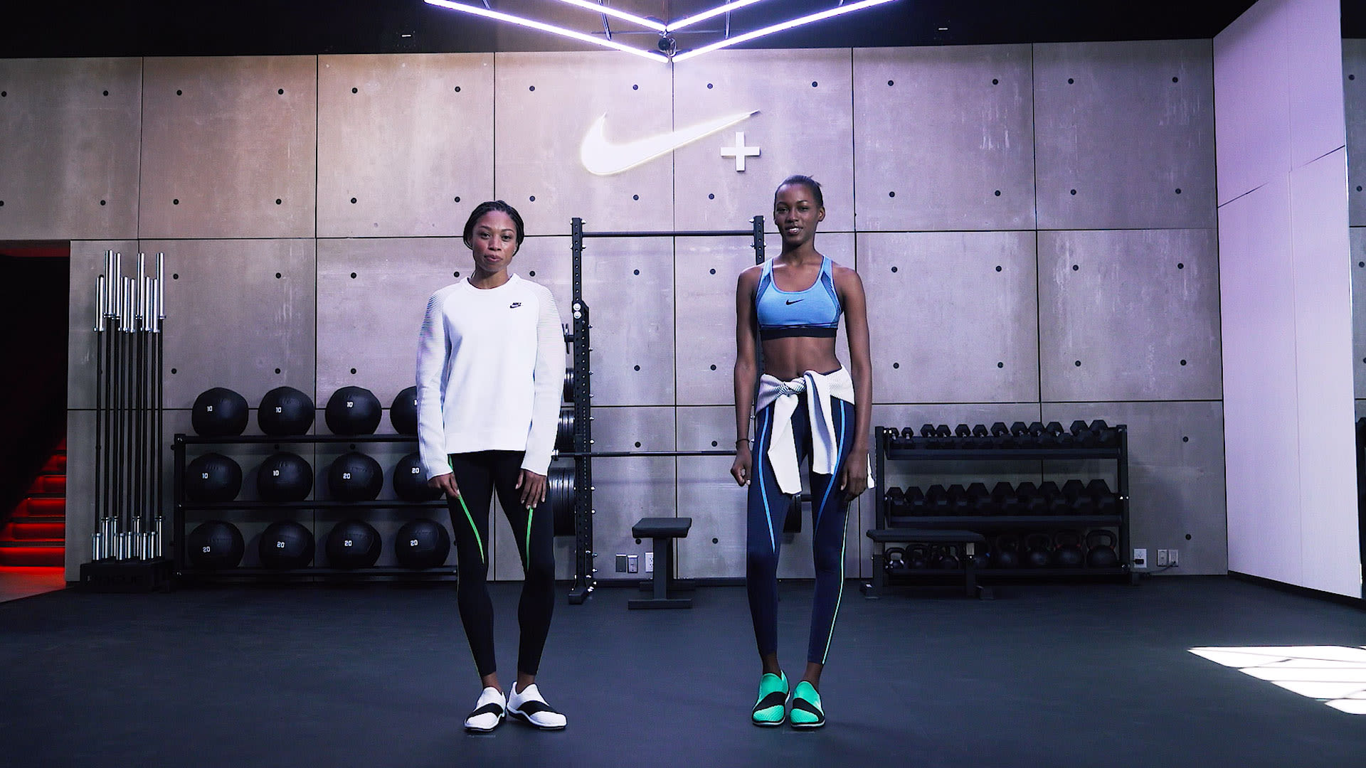 Images From Last Weeks Nike x Gabby Douglas x Teen Vogue